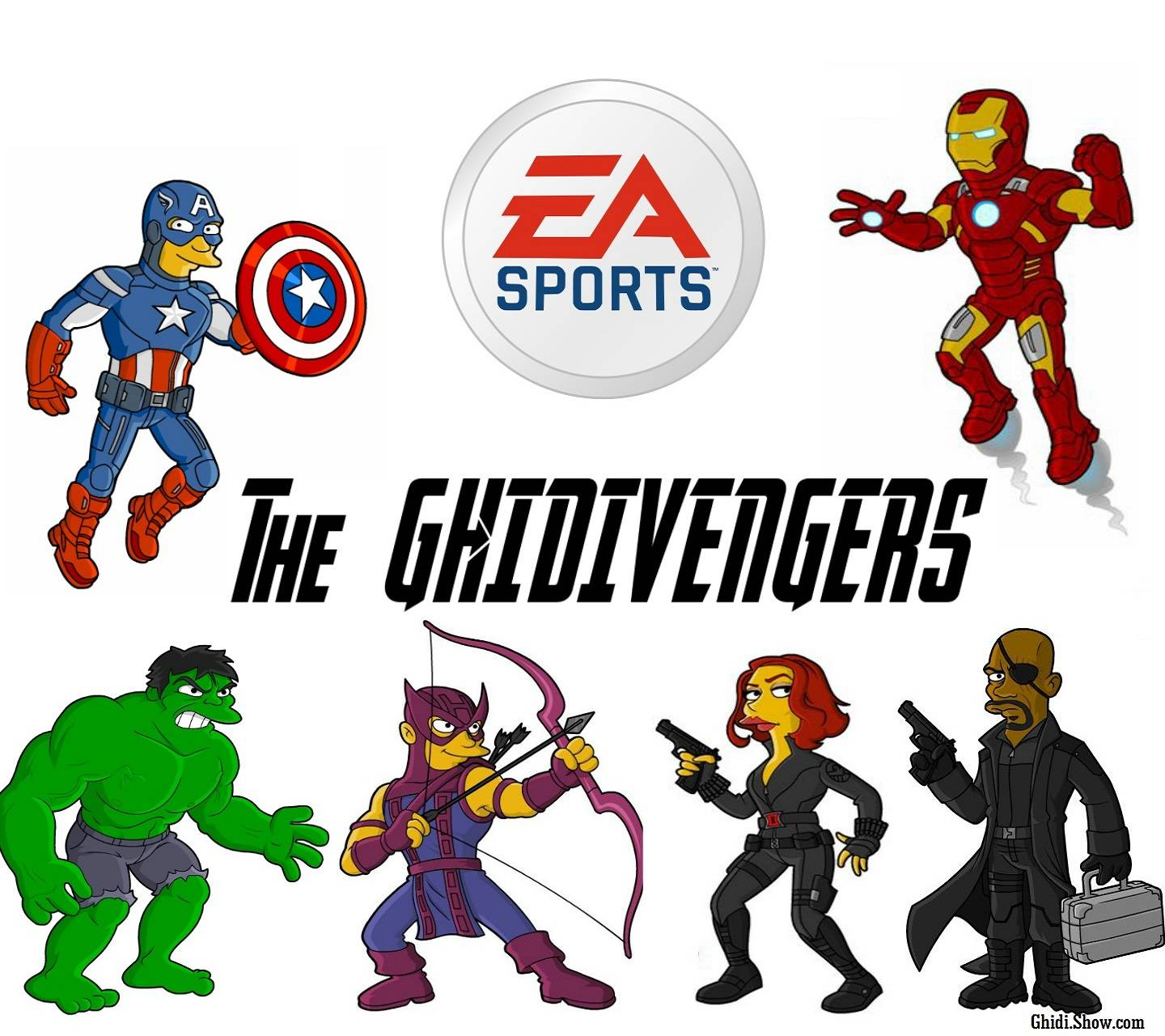 The Ghidivengers