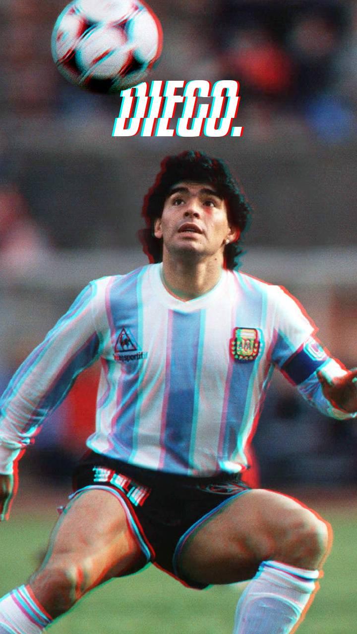 Maradona Wallpaper By Santinonarde 86 Free On Zedge