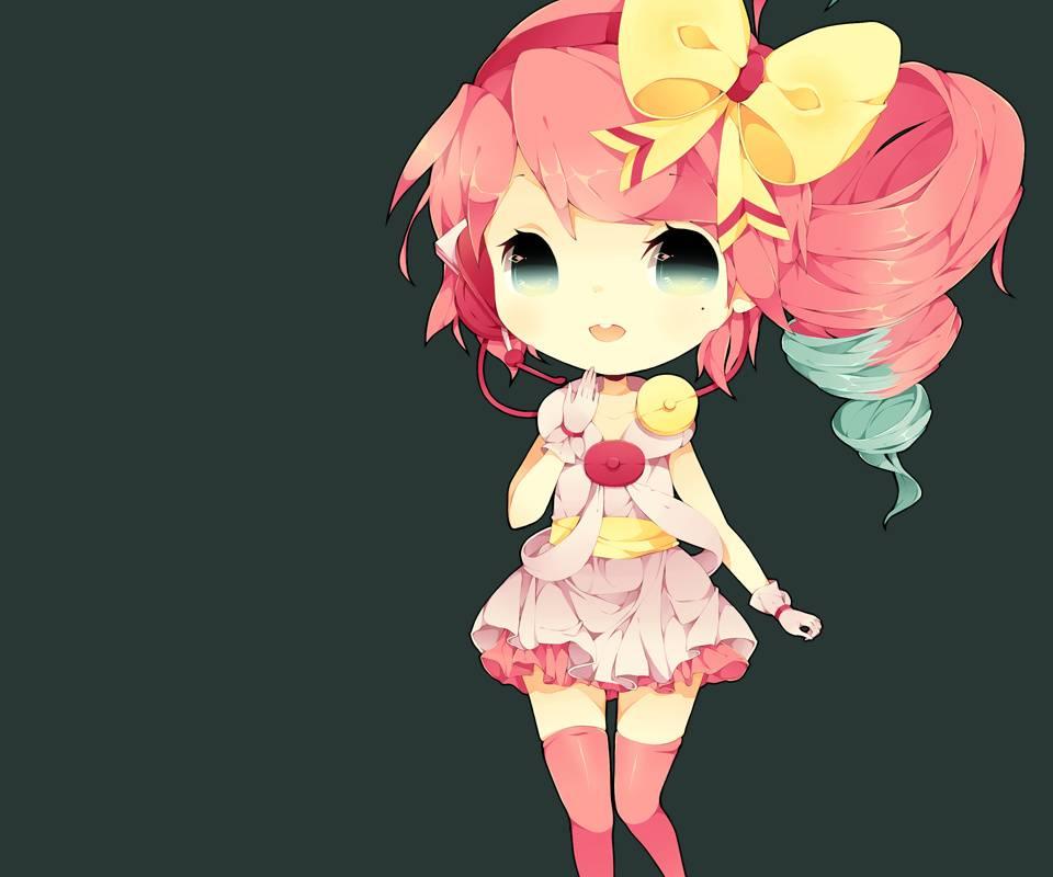 Chibi Magical Girl