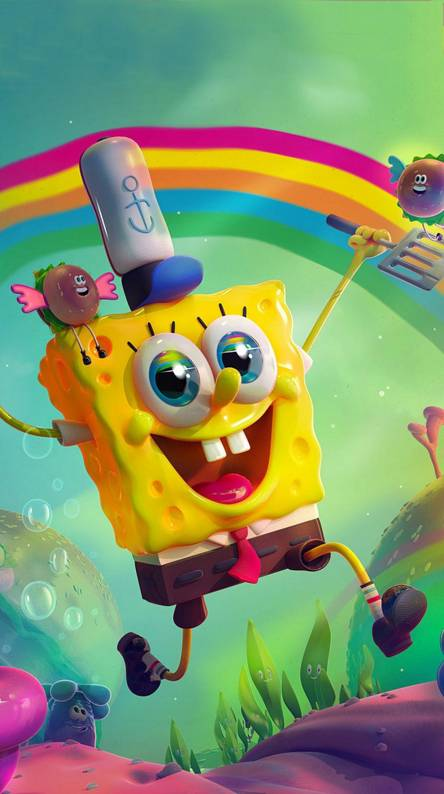 Spongebob Wallpapers Free By Zedge