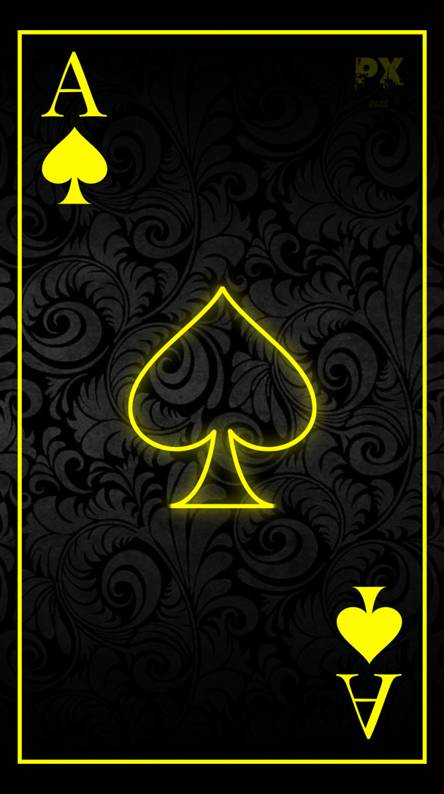 playing card ace