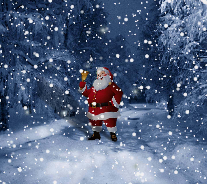Winter Road Santa 5