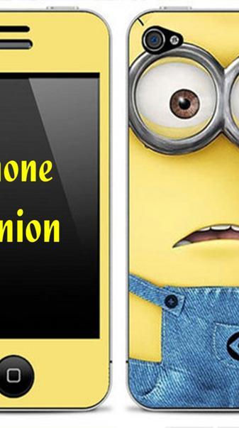 Iphone Minion