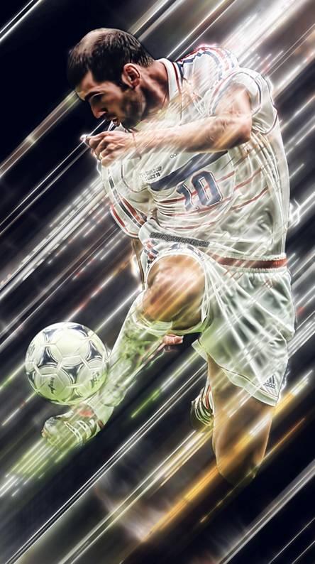 Zinedine Zidane Wallpapers Free By Zedge