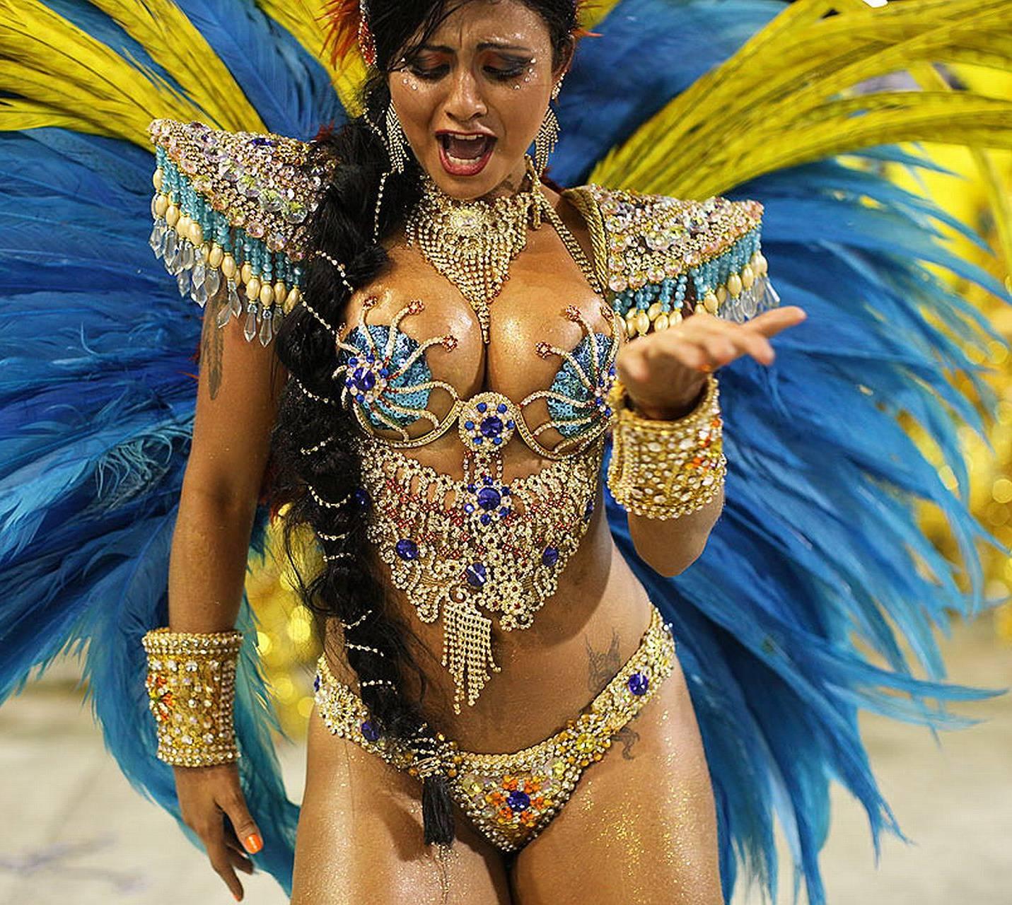 carnival rio brazil