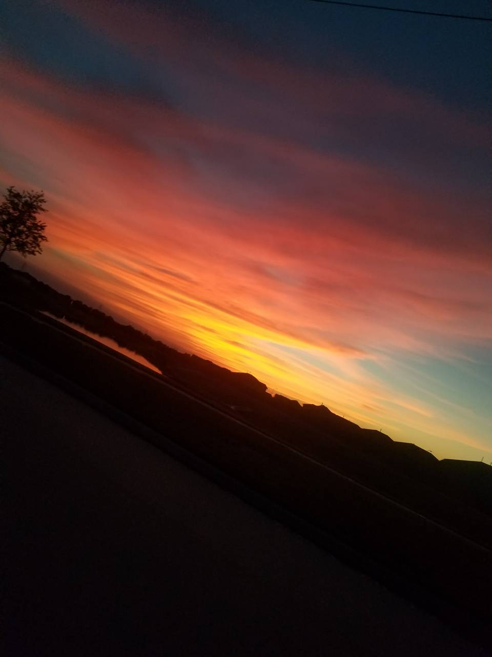 Drive of the dawn