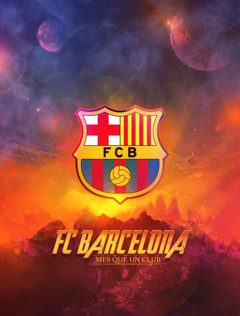 Barcelona Wallpaper By PAUL LAGODNY Ec Free On ZEDGE™