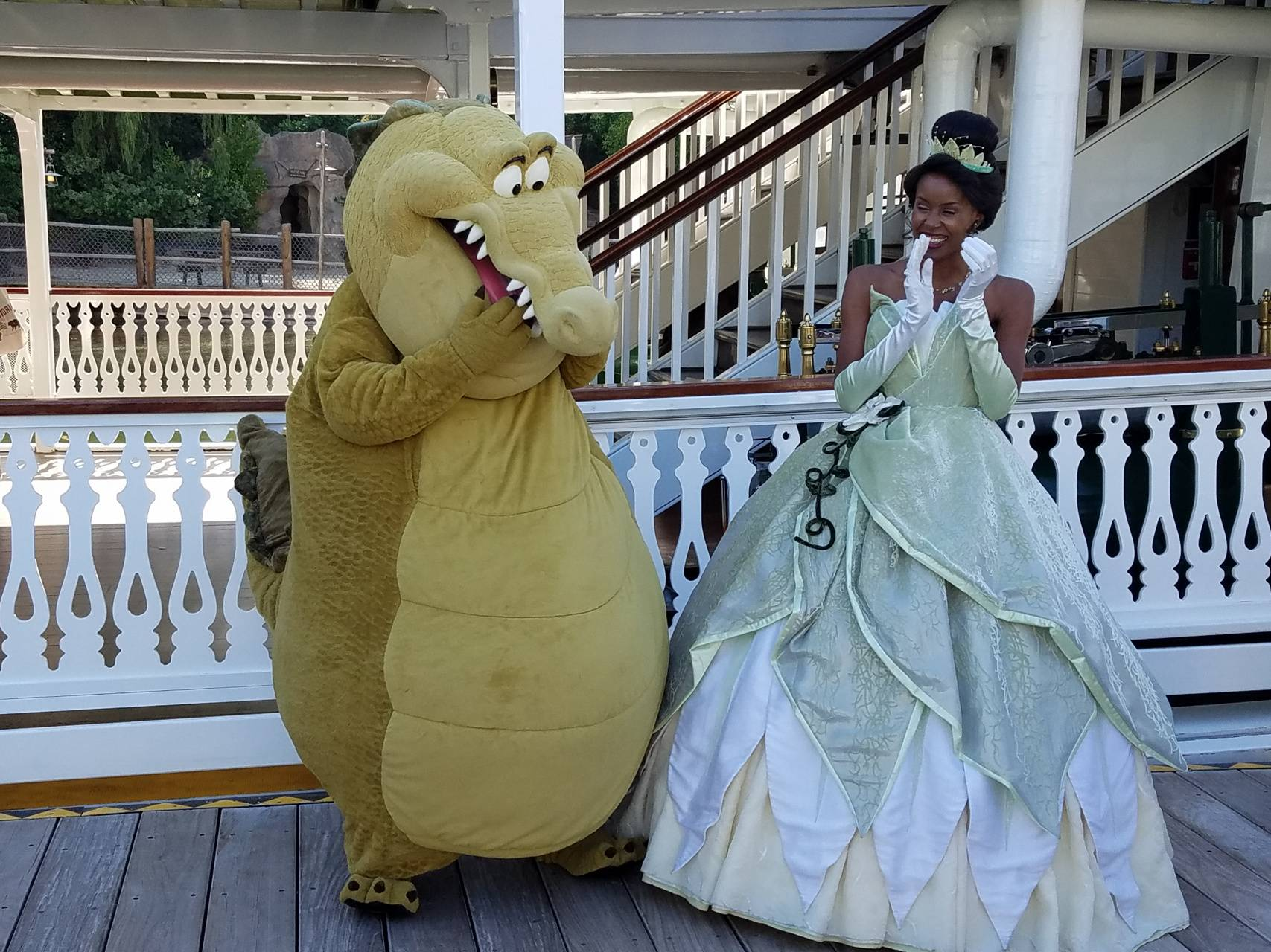 Tiana and Louis