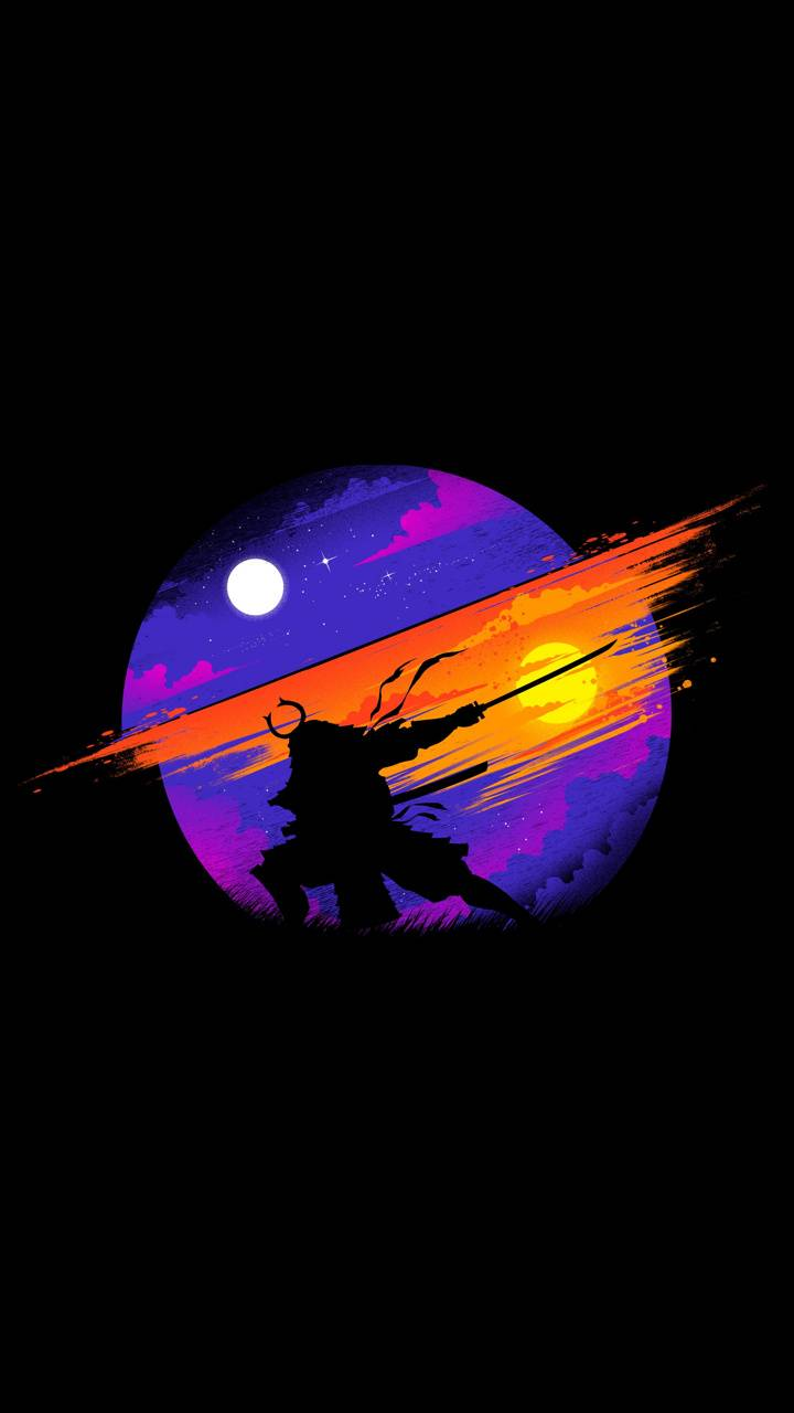 Sunset samurai