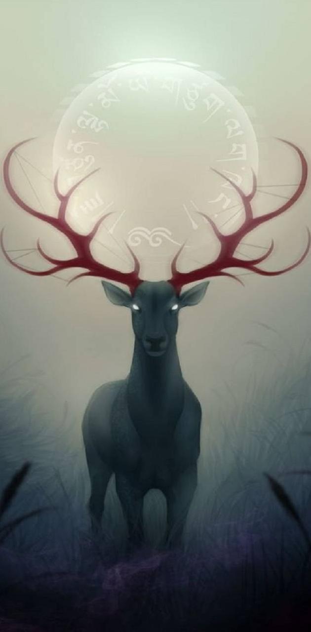 Monster deer