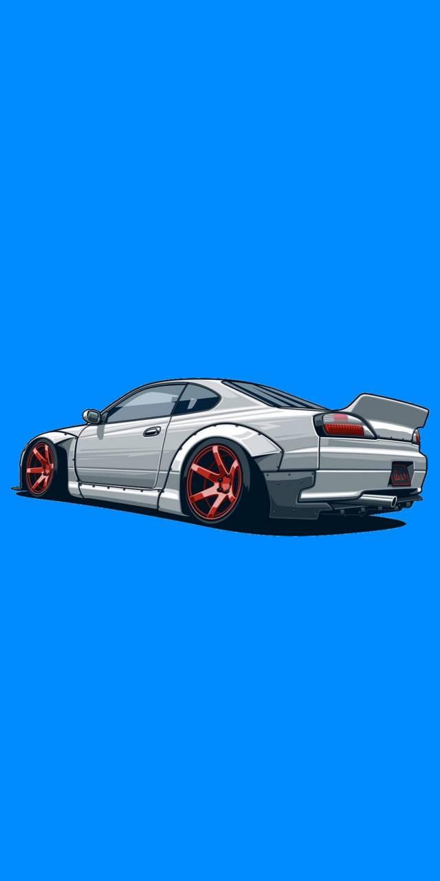 Car art silvia s15