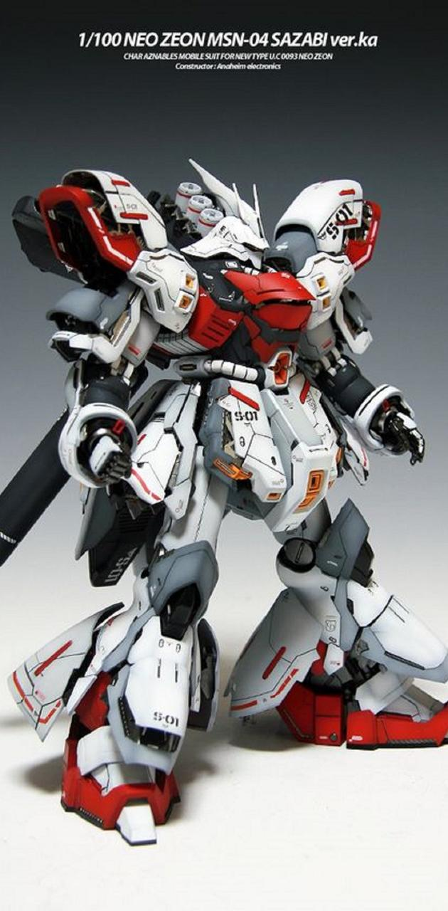 Gundam Sazabi