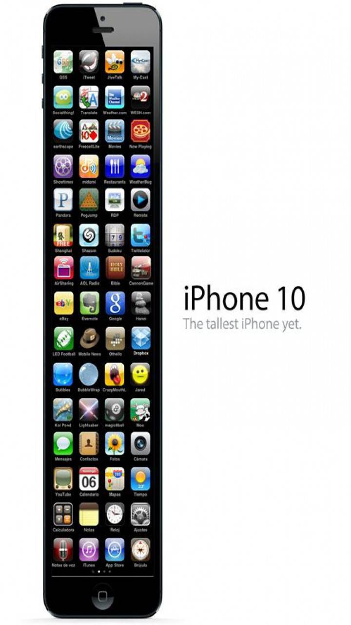 The Real IPhone X