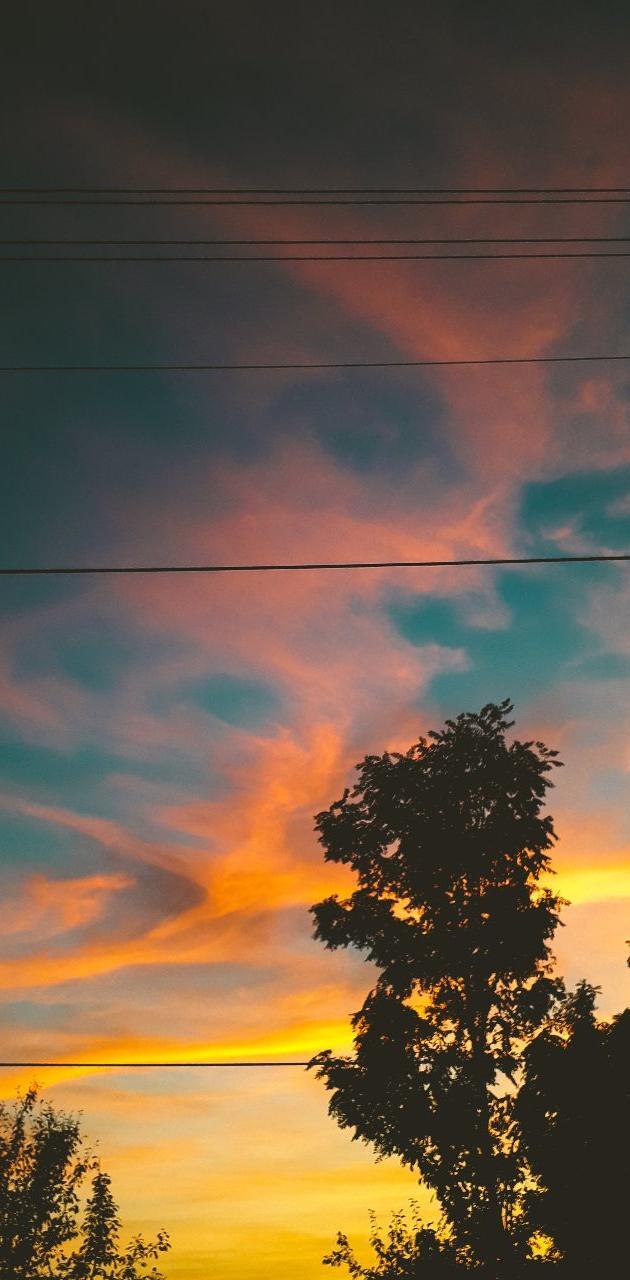 Sunset by Marcu