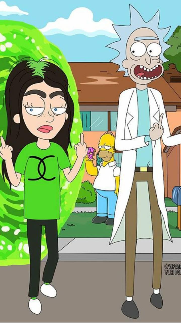 Rick and Billie