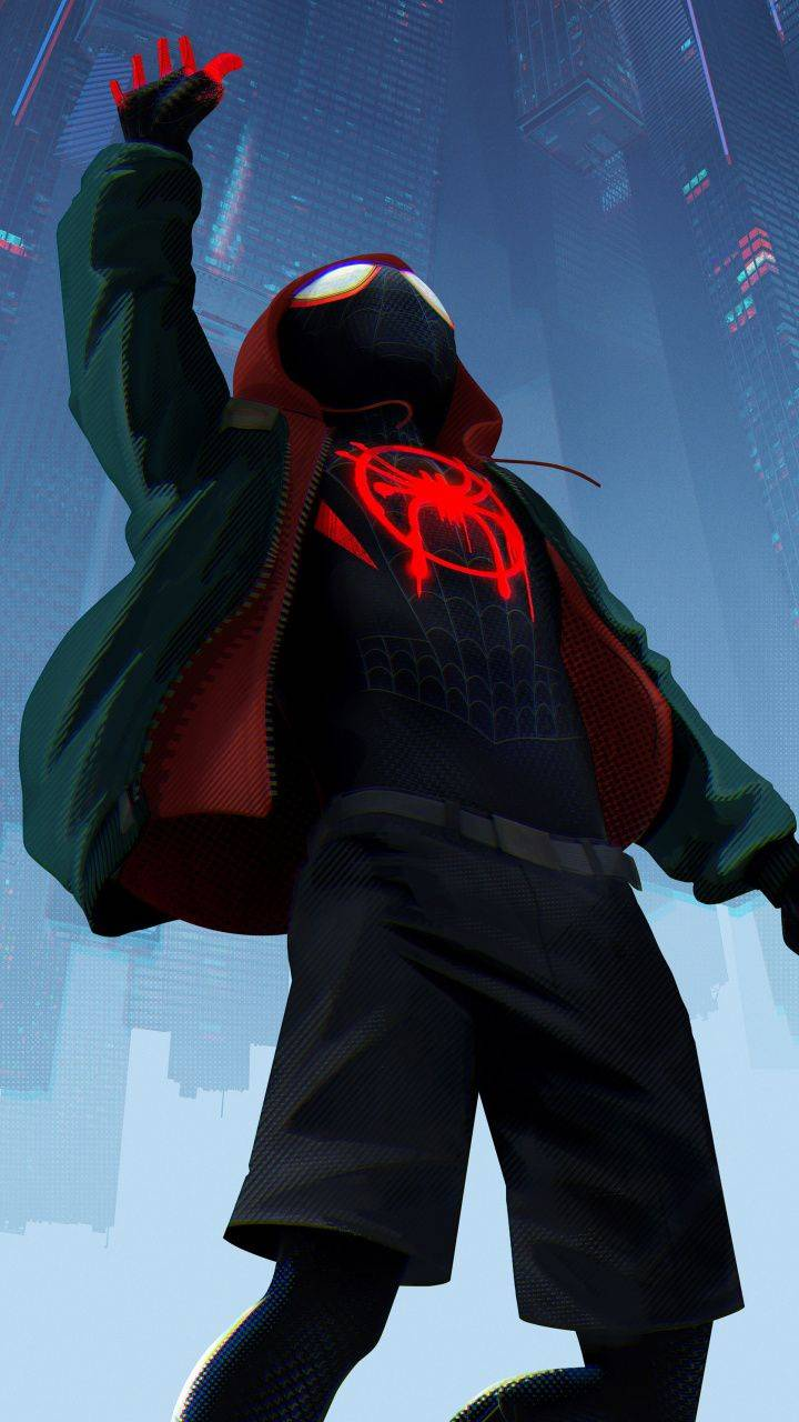 Miles Morales Wallpaper By RiggiSodal