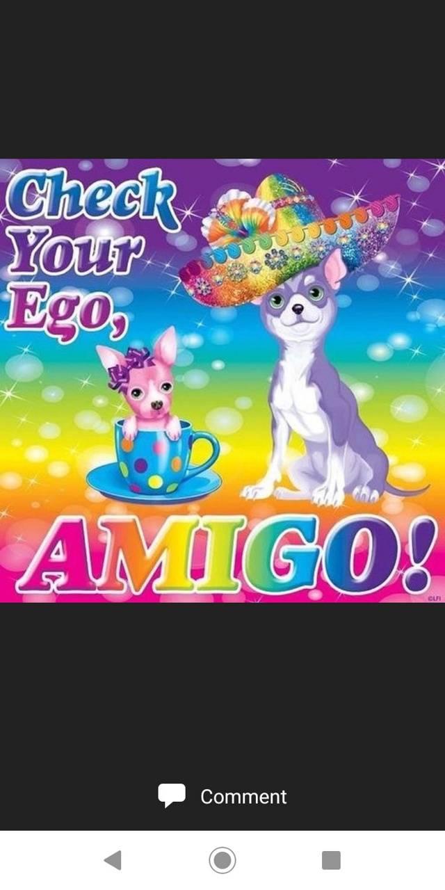 Amigo Ego