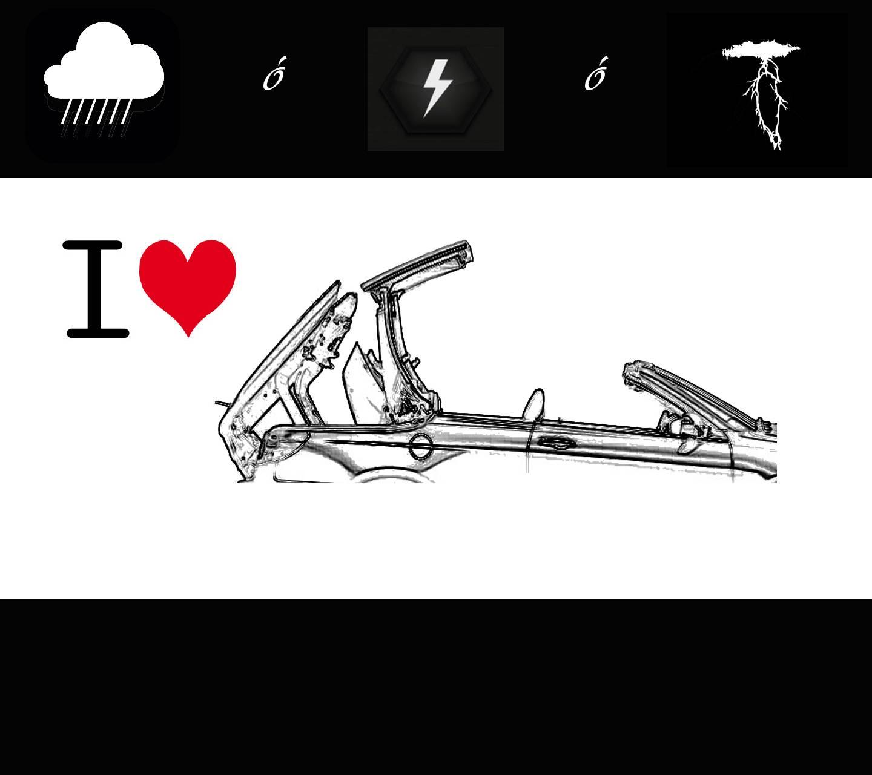 I love convertibles