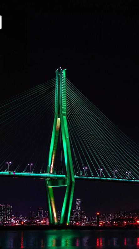 Bandra bridge