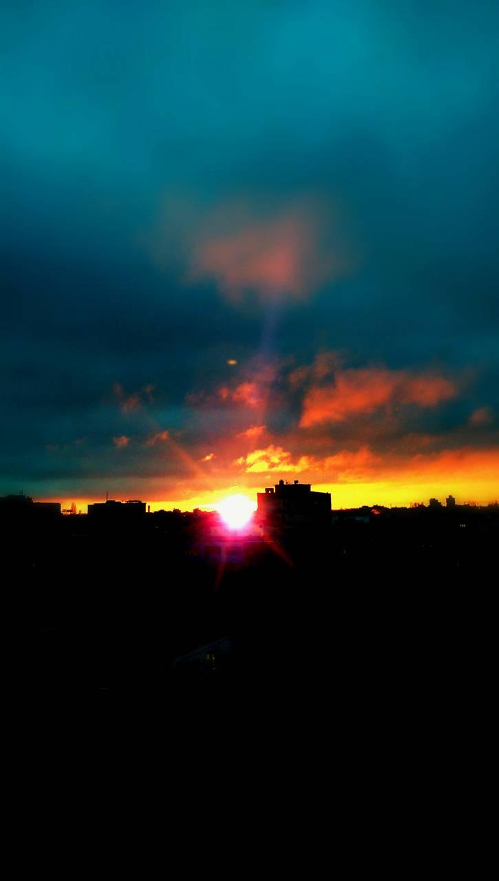 Sunrise Budapest