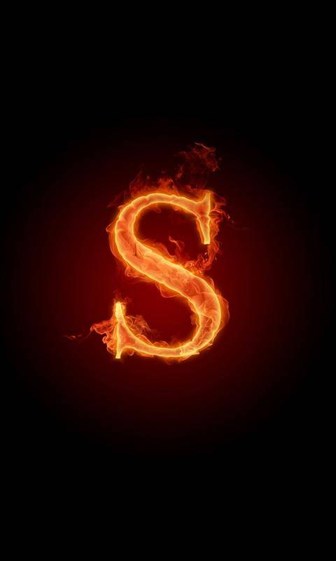 S on Fire