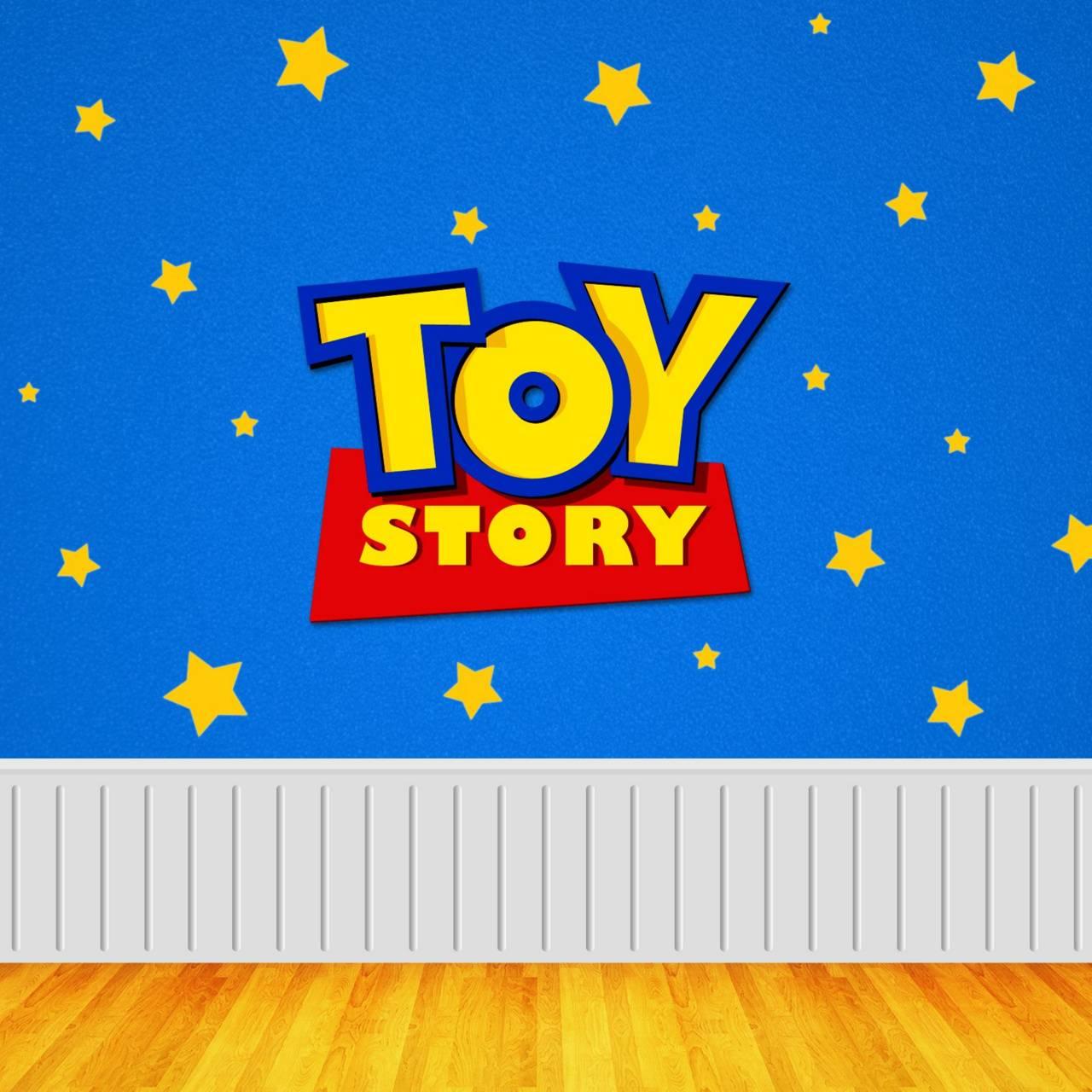 Toy story logo 4K