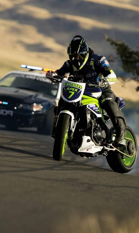 Moto Drift Chase