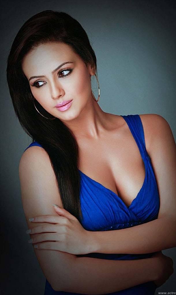 New Hot Sana Khan