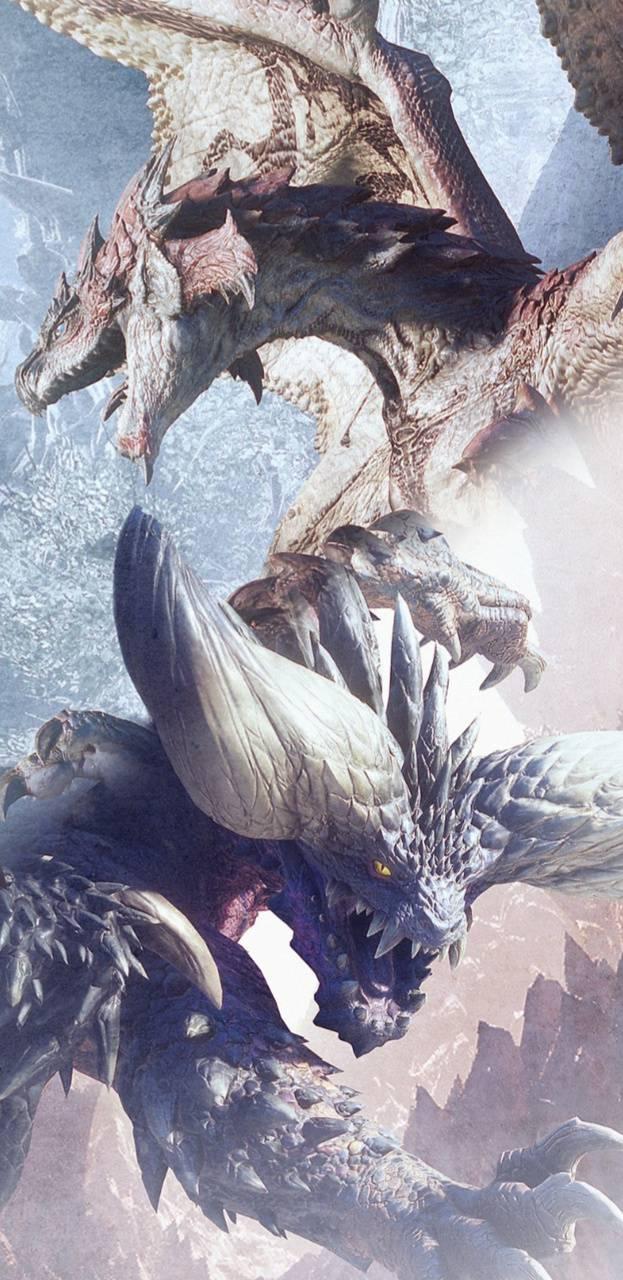 Monster Hunter World Wallpaper By Timelessgamer A4 Free On Zedge