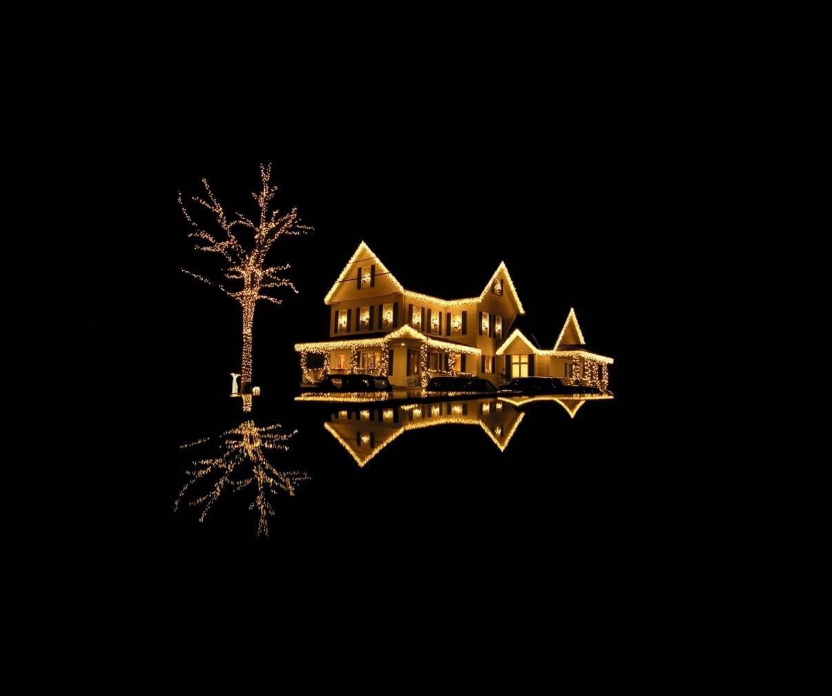 The Dark Home