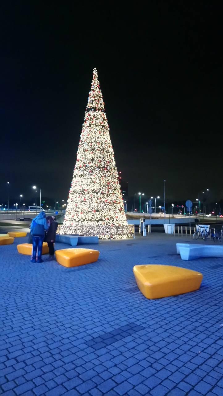 Christmas Poznan pol