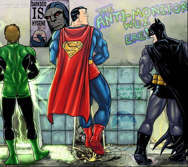Funny SuperHeroes