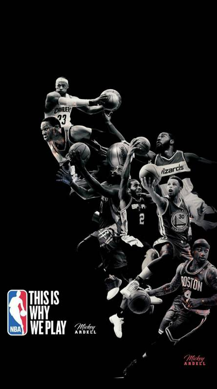 Nba Basketball Wallpapers Free By Zedge