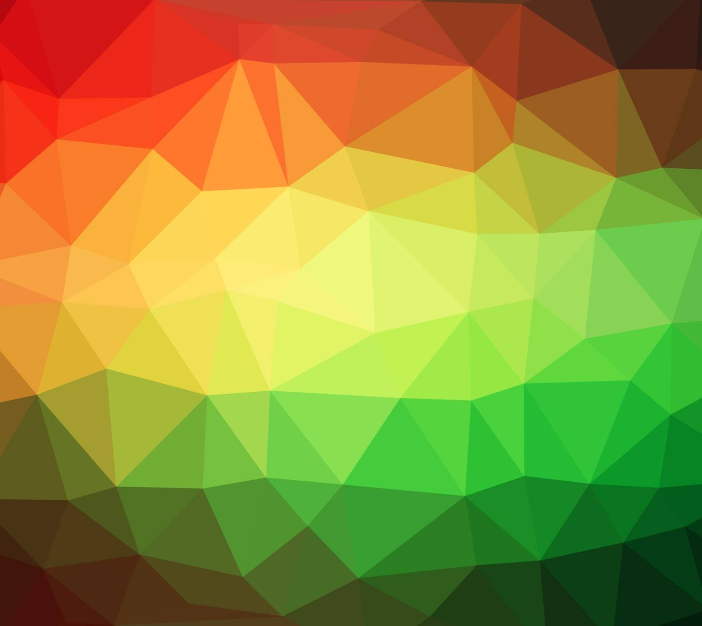 Colorful Low Poly