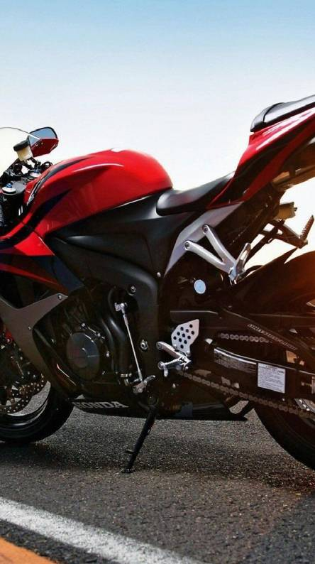 honda cbr 600rr bike