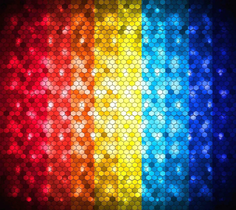 colourful pixel