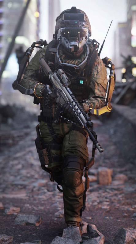 Advanced Warfare Wallpapers Free By Zedge
