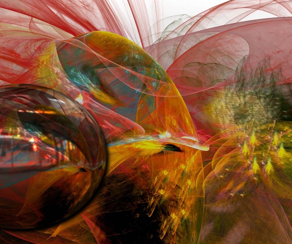 Abstract Space Balls
