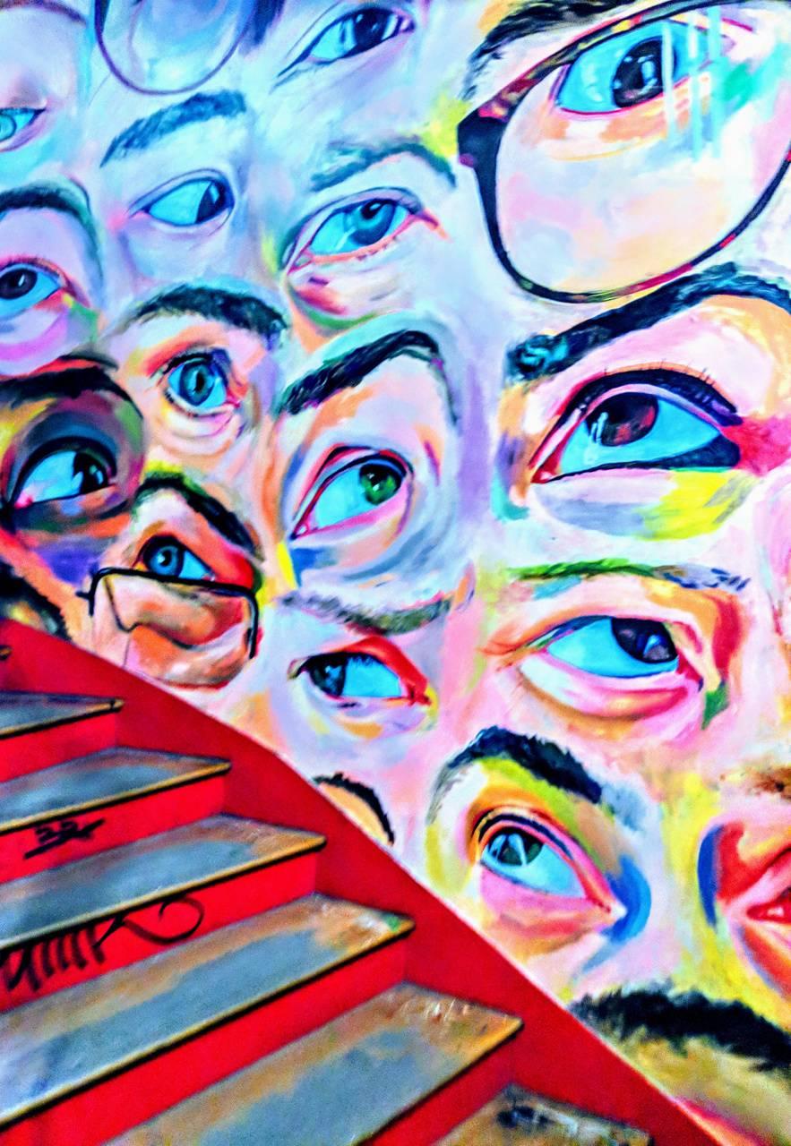 Eye Stairs