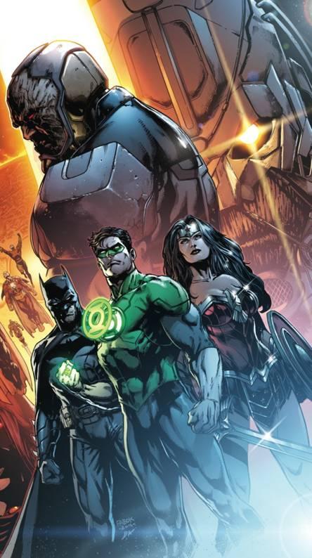 Darkseid War New 52