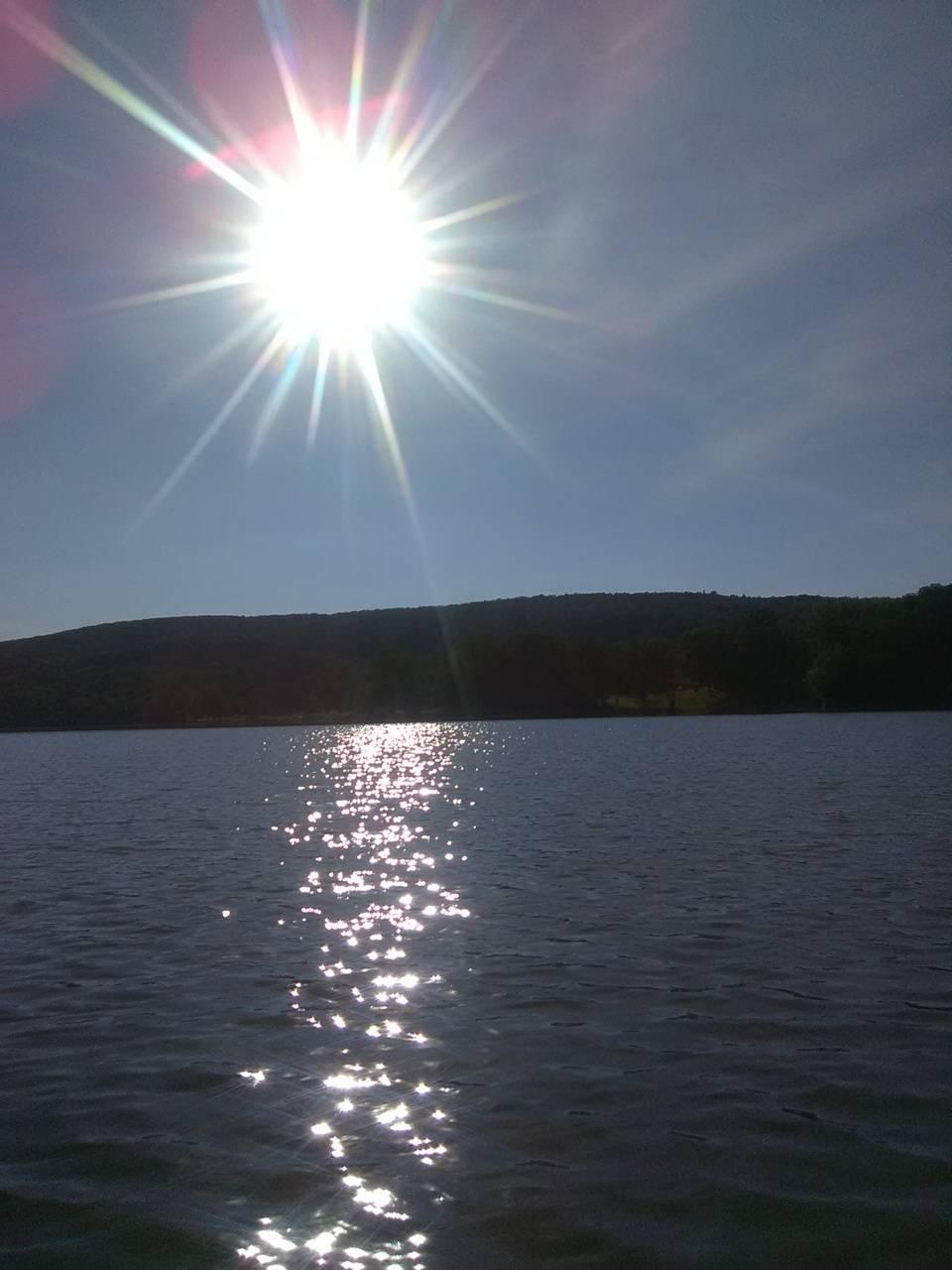 Almond Lake New York