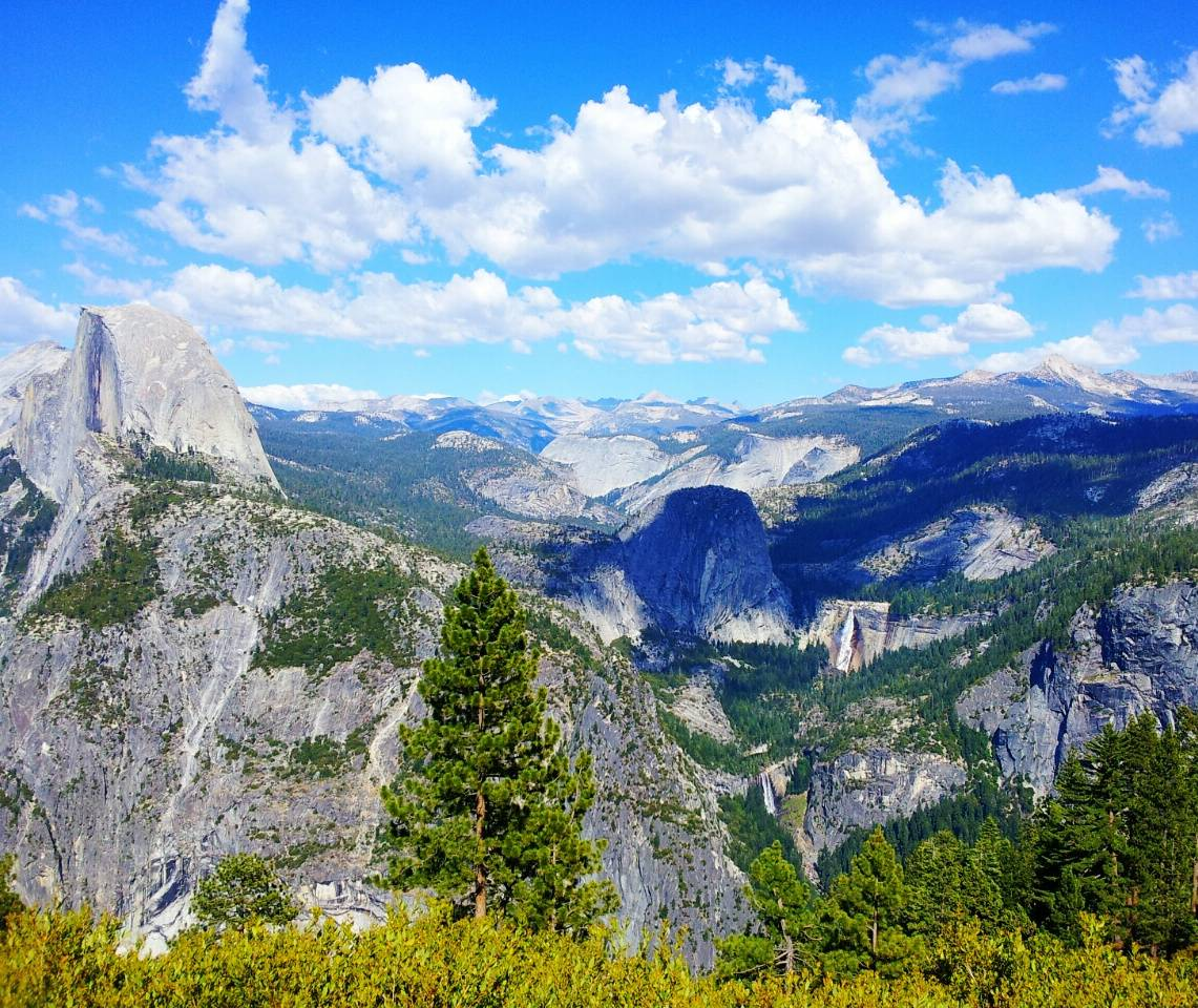 Yosemite Second View