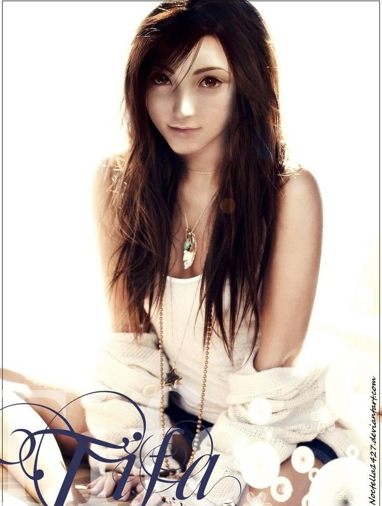Sweet Smile Tifa