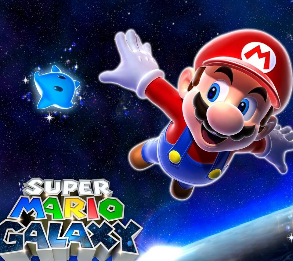 Super Mario Galaxy Wallpaper By Bennrockzzz 16 Free On
