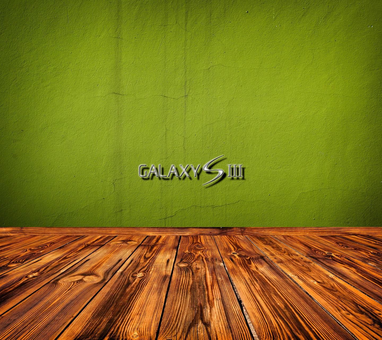 Sgs3 Green Wall