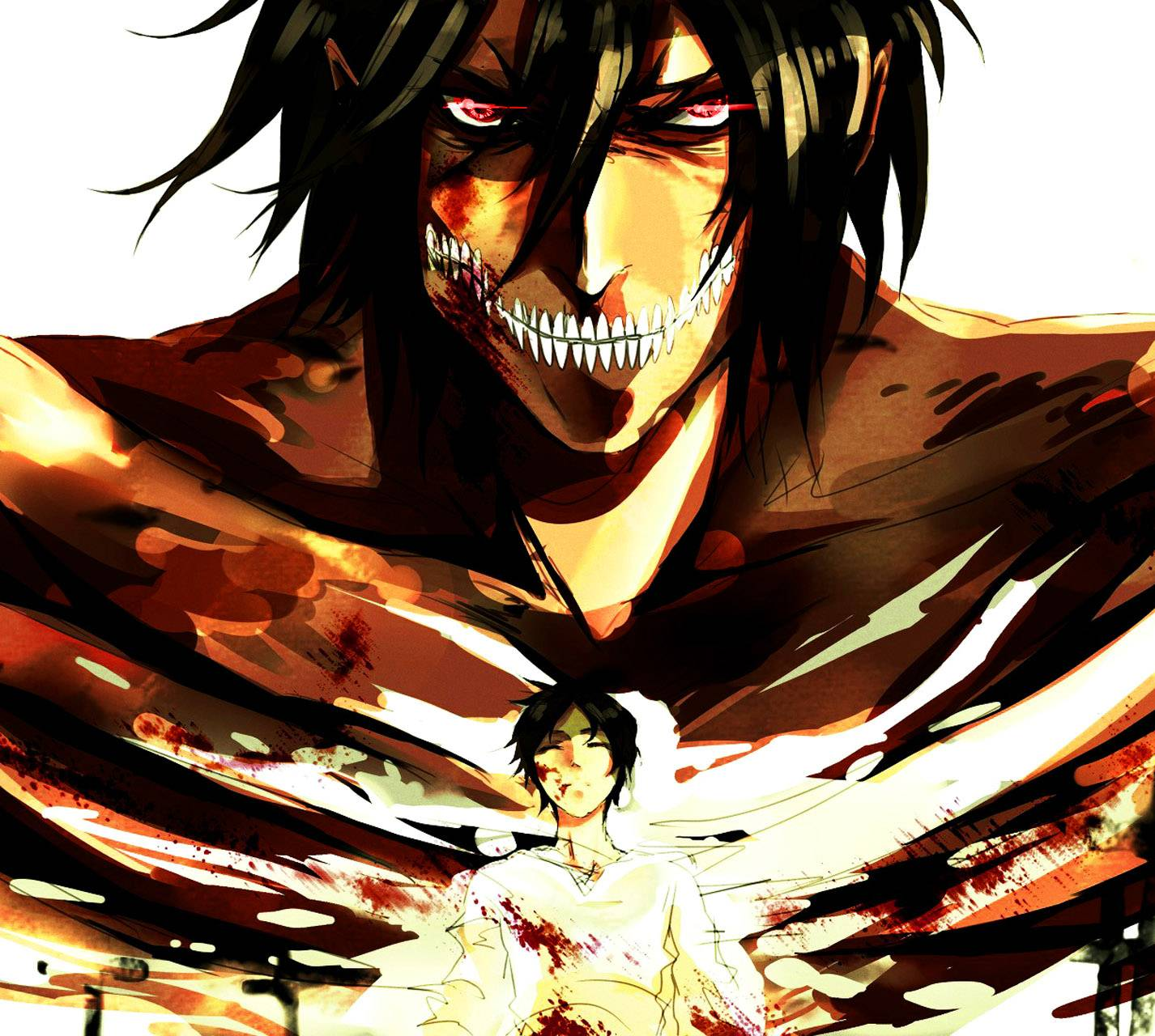 Attack On Titan Wallpaper By Tinystar 4f Free On Zedge