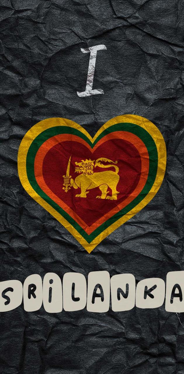 I love srilanka