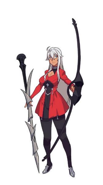 Anime Archer Sword