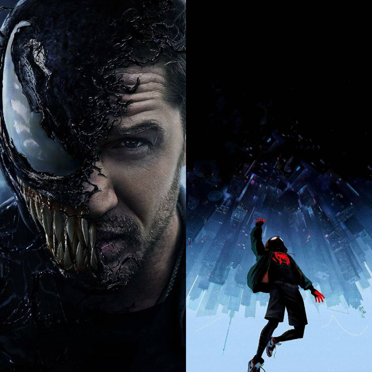 Into the Venom-Verse