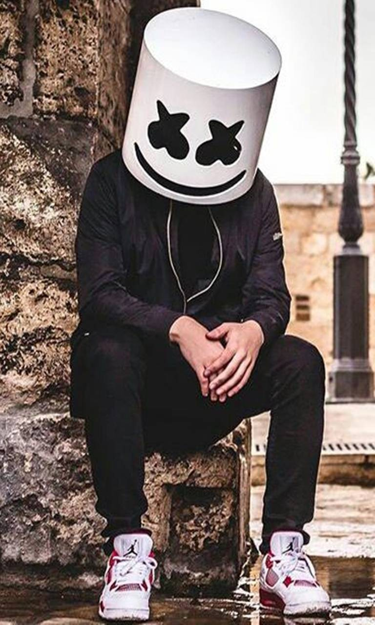 Dj Marshmalow